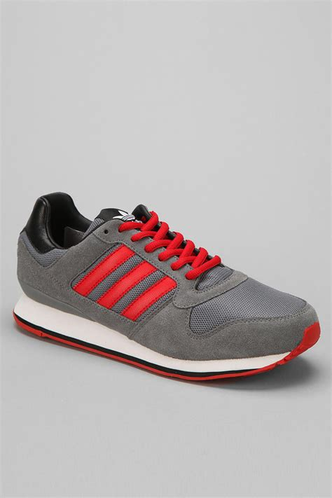 outfitters adidas zx 700 canvas sneaker in gray for grey lyst