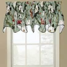 Home curtains scarf valances amp top treatments garden