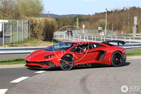 Lamborghini Aventador LP750 4 SuperVeloce   16 April 2015