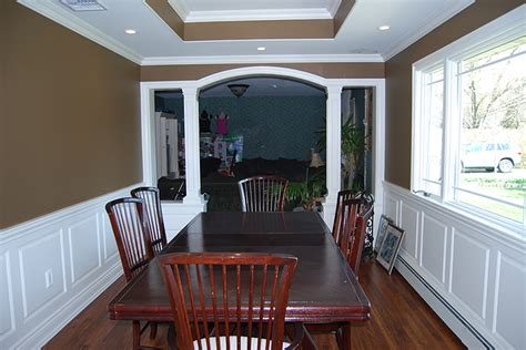 Wainscoting Wall Panels Custom Wainscoting Dining Room Pictures Great Ideas