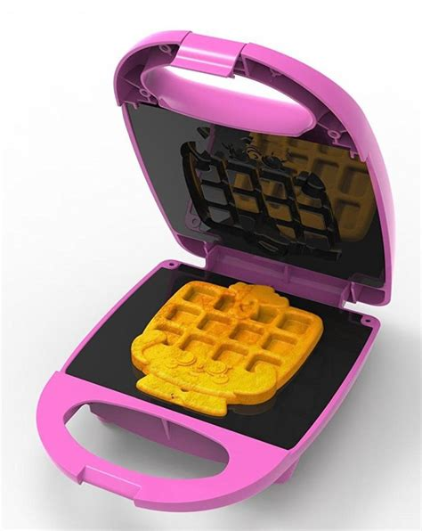 Waffle Maker Mini By shopkins waffle sue mini waffle maker