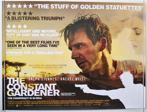 the constant gardener film wikipedia the free constant gardener the original cinema movie poster