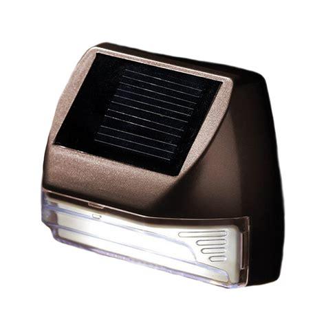 moonrays solar lights moonrays 95028 mini solar outdoor garden led deck stair