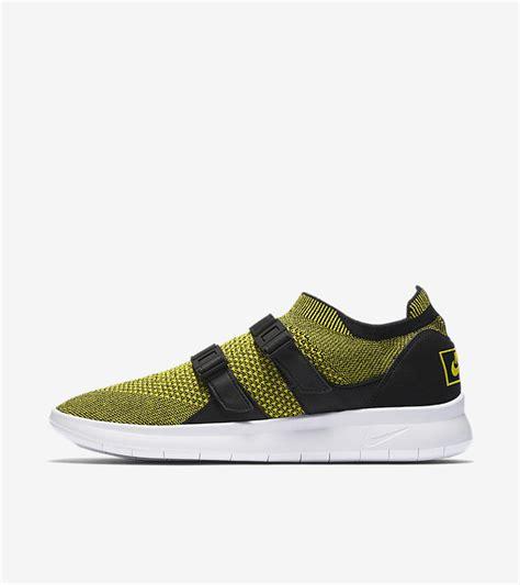 Nike Air Sock Racer Ultra Flyknit Yellow nike air sock racer ultra flyknit yellow strike nike