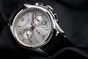 Hamilton jazzmaster automatic chronograph watch review watchreport