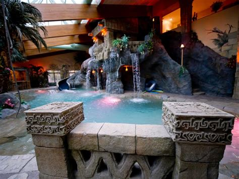 indoor swimming pool rooms a family castle and indoor pool million dollar rooms hgtv