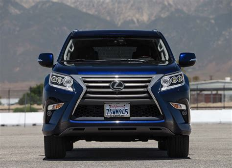 2019 Lexus Gx by 2019 Lexus Gx 460 Review And Changes 2018 2019