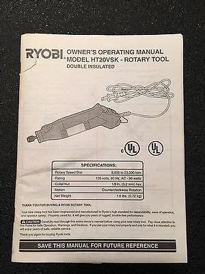 Metabo Hammer Drill Driver Operating Instruction Manual