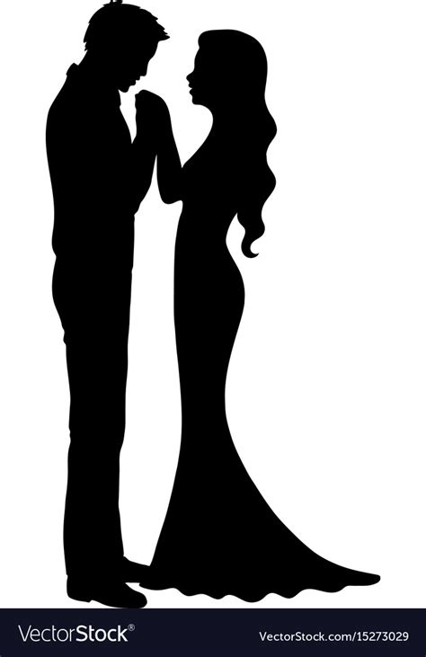 Wedding Silhouette by Wedding Silhouette Image Collections Wedding Dress