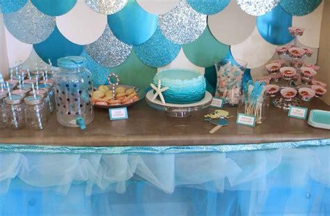 mermaid birthday ideas at pool criolla brithday wedding