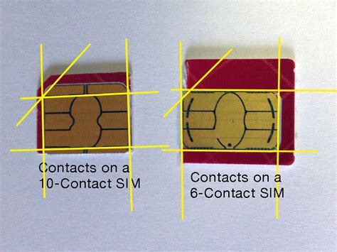 Cutting A Sim Card To Fit Iphone 5 Template by Iphone 5 On Speakout Works Great