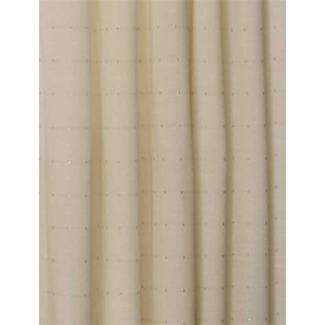 ivory silk drapes urban living krystal ivory silk readymade eyelet curtain