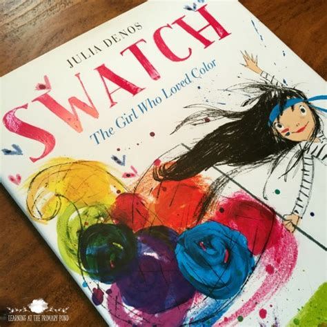 capturing in acrylic 2nd edition books swatch the who loved color and 3 other books that