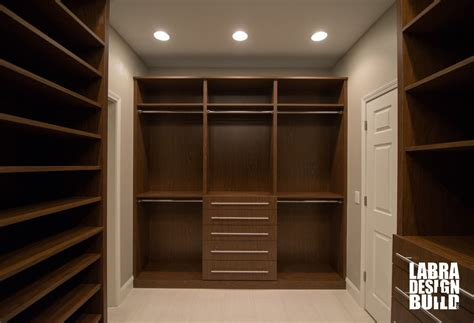 how to remodel a closet walk in master closet labra design build commerce mi