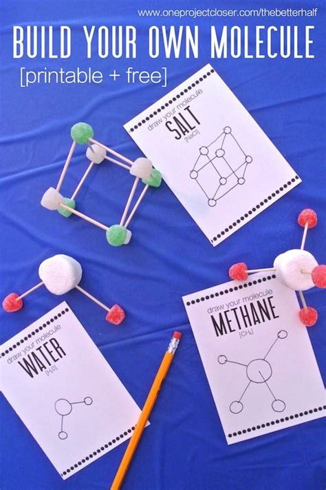 Molecule Decorations by Best 25 Mad Science Ideas On Science