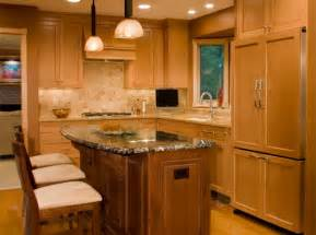 Golden Oak Kitchen Cabinets Golden Oak Kitchen Cabinet Kitchen Design Photos