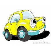 Cartoon Car Stock Image  6130011