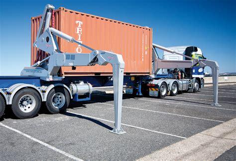 swing lift swinglift s continuous development truck trailer