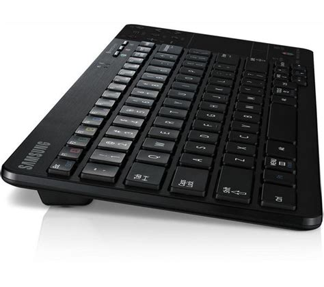 Keyboard Wireless Samsung Smart Tv Samsung Vg Kbd2000 Wireless Smart Tv Keyboard Deals Pc World