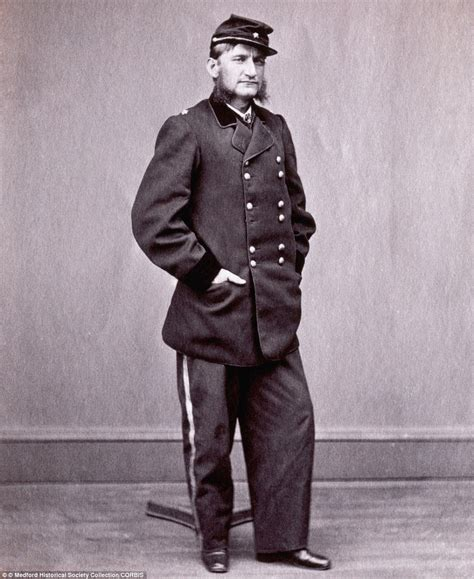 Civil Officer by Picz America S Faces Middle Of The 19th Century