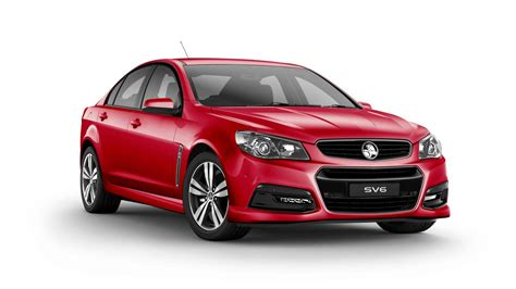 holden vf holden fans to name special edition vf commodore sv6
