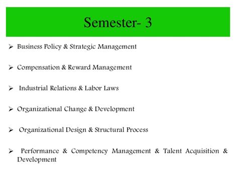Mba In Human Resource Wiki by Management And Organizational Behaviour Mba I Year I