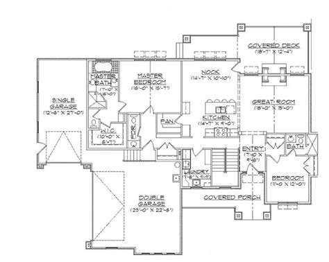 Empty Nester 2 Level 1 Empty Nester House Plan Ideas Small Empty Nester House Plans