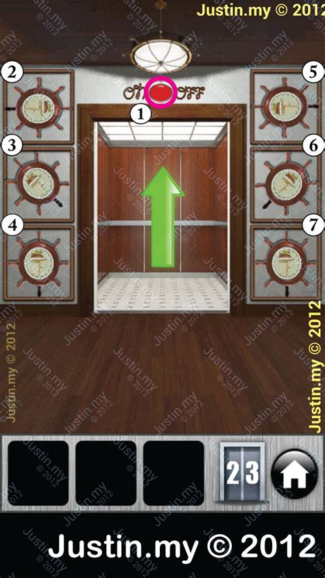 100 floors level 89 walkthrough android 100 doors 2013 walkthrough level 23