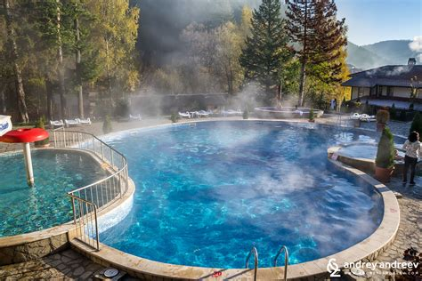 outdoor mineral pools in bulgaria where to go in the