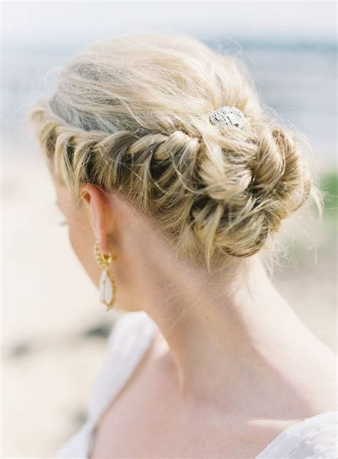 Wedding Updos Braids by 20 Beautiful And Worthy Braids Chic Vintage Brides