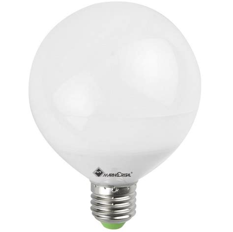 21154 Globe Led Bulb 15w E27 2700k Or 4000k Led Lights 4000k Led Light Bulb