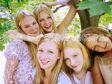 virgin suicides wallpaper  virgin suicides