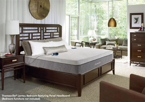 aries air bed by thomasville with 6 chamber technology