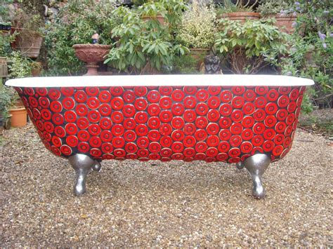 red bathtub things to know about cast iron bathtubs keribrownhomes