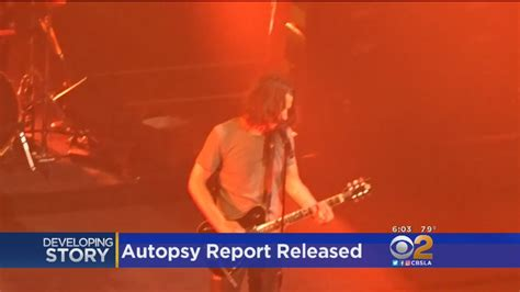 Autospy Results Are In Is Wired The Entertainment by Chok 103 9 Fm 1070 Am Chris Cornell S Autopsy Results