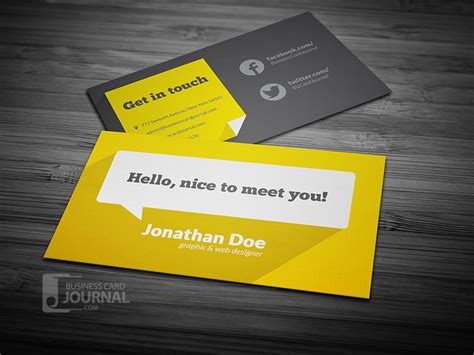 Free Business Card Templates Psd 2015 by 60 Only The Best Free Business Cards 2015 Free Psd