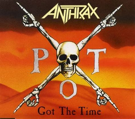 only anthrax anthrax got the time reviews