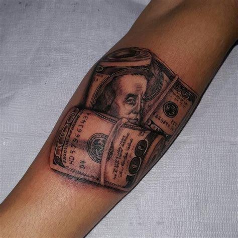 million dollar tattoo 75 best money designs meanings get it all 2018