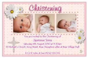baptism invitation card baptism invitation cards