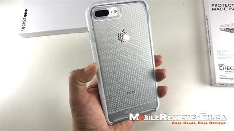Tech 21 Evo Check Iphone 7 Plus Clear White handling tech 21 evo mesh and evo check iphone 7 review mobile reviews eh