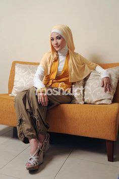 Maryam Melati on on fashion hijabs