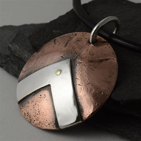 Handmade Mens Jewellery - handmade mens spartan shield necklace maxshock