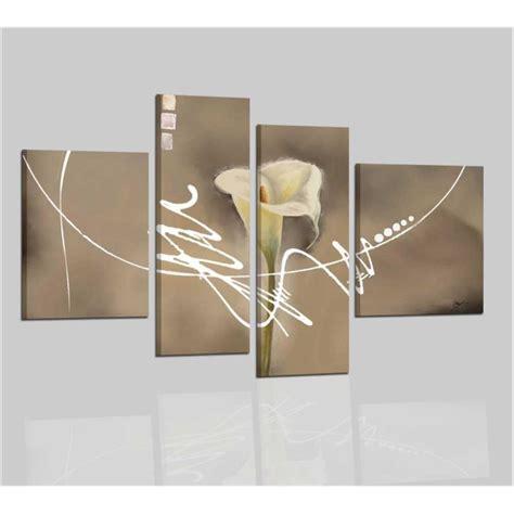 quadri moderni fiori quadri moderni per arredamento casa con fiori