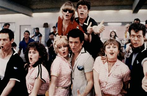 biography movie grease lorna luft shares photos memories and talks grease