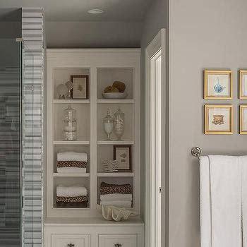 shelves in bathroom ideas built in bathroom shelves design ideas
