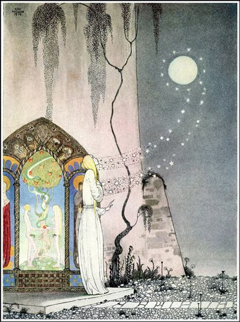 kay nielsen east of east of the sun and west of the moon kay nielsen wikiart org encyclopedia of visual arts