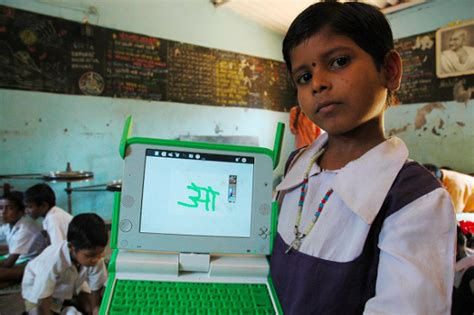 One Laptop Per Child by The One Laptop Per Child Model Never Was Valid