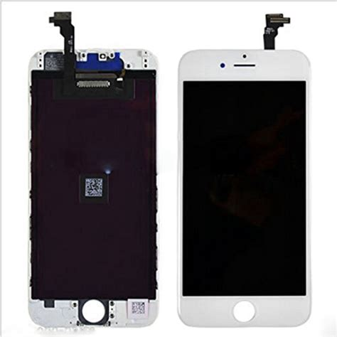 Lcd Iphone 6 Hdc Lcd Touch For Iphone 6 White Celcentro