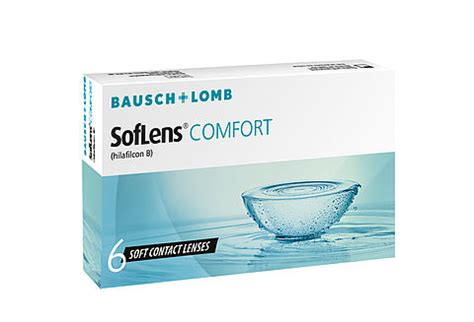 soflens comfort soflens comfort 6pk μεταξάς οπτικά