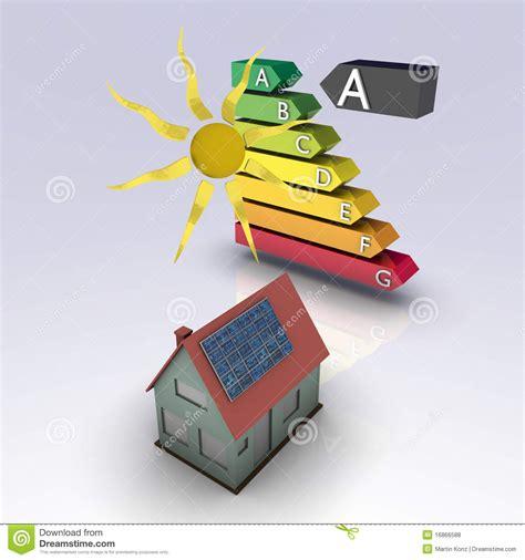 solar house royalty free stock photos image 16866588